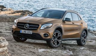 Rivales del Mercedes GLA