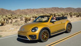 Volkswagen Beetle Dune Cabrio