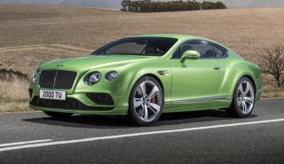 Coches que Pegasus no puede seguir: Bentley Continental GT (I)