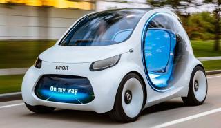 Smart Vision EQ Fortwo Concept (I)