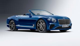 Bentley Continental GT Convertible 2018