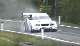 BMW Serie 1 con motor de F1