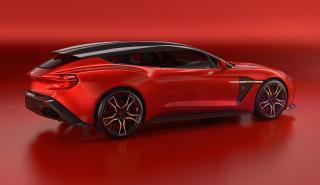 Aston Martin Zagato Shooting Brake (I)