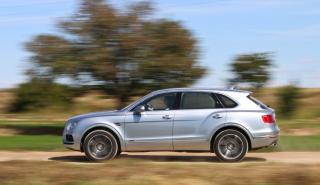 Prueba Bentley Bentayga Diésel SUV lujo lujosos