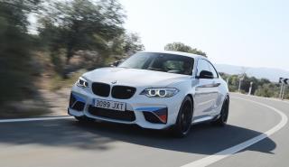 Prueba BMW M2 M Performance