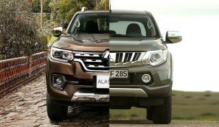 ¿Renault Alaskan o Mitsubishi L200? ¿Cuál es mejor?