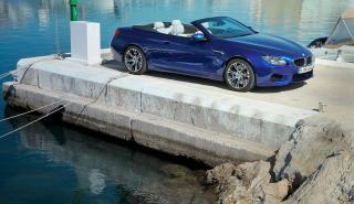 Los coches más caros de BMW: BMW M6 Cabrio (II)