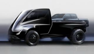 ¿Un Tesla pick-up?