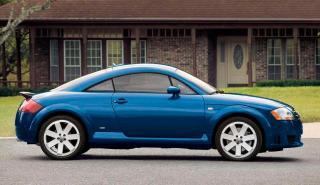Audi TT MkI deportivo clásico lujo