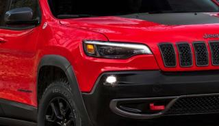 Jeep Cherokee 2019 - faro