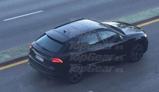 Hemos pillado al nuevo Audi Q8