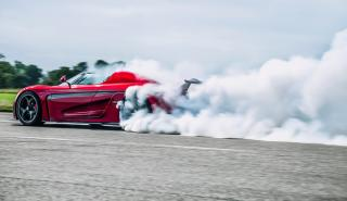 Prueba Koenigsegg Regera