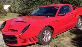Ford Mustang más feo del mundo