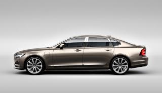 Volvo raro exclusivo lujoso lujo berlina representacion suecia china eeuu