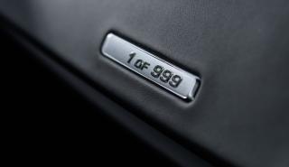 Audi R8 RWS '1 of 999'