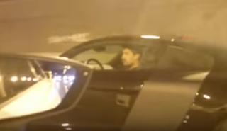 Detenido por circular a 300 km/h por Madrid
