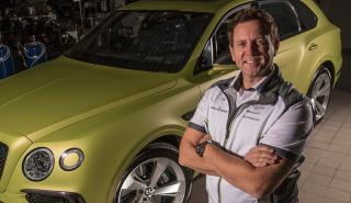 Este Bentley Bentayga quiere batir el récord de Pikes Peak