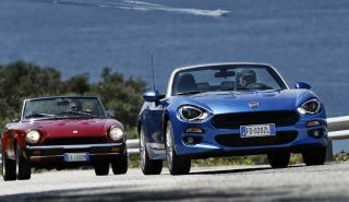 Fiat 124 Spider, ¿mejor el clásico o el actual?