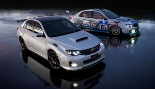 Subaru WRX STI S206 NBR Challenge