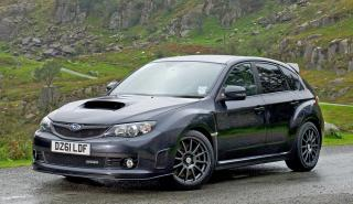 Subaru Impreza Cosworth STI