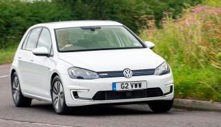 Volkswagen e-Golf: 0-100 km/h en 9,6 s.