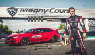 Honda Civic Type R Challenge Magny-Course