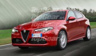 Render Alfa Romeo Giulietta