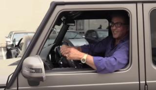 Los coches de Sylvester Stallone en su 72º cumpleaños