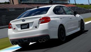 Subaru WRX STI Type RA-R JDM