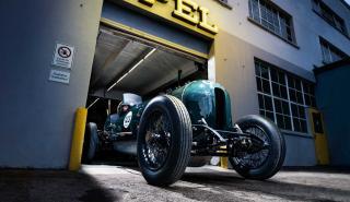 monstruo verde de Opel