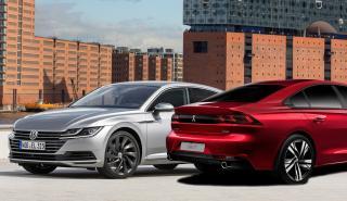 Nuevo Peugeot 508 o Volkswagen Arteon