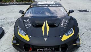 Lambo Huracan Super Trofeo Racer
