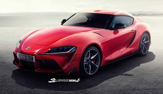 Nuevo Toyota Supra render