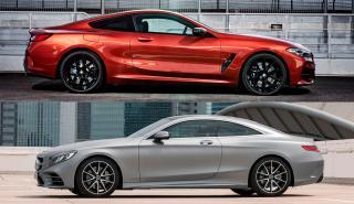 BMW Serie 8 Coupé o Mercedes Clase S Coupé