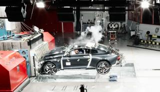 Polestar 1 crash test