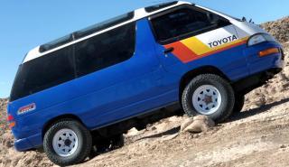 Toyota Lite Ace modificado