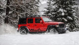 Jeep Winter Experience 2018/2019 (Rubicon)
