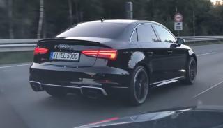 Audi RS3 Sedán Gallardo
