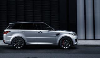 Range Rover Sport motor