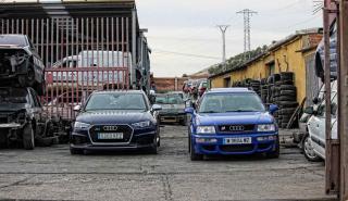 Audi RS 2 Avant vs Audi RS 4 Avant