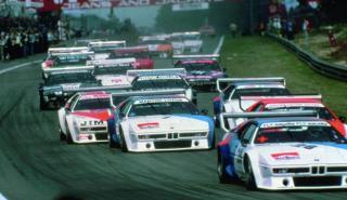 BMW M1 Procar Series, carrera