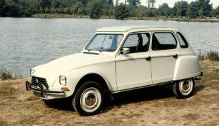 compacto frances utilitario años 60 70