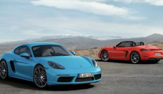 Superdeportivos con motores pequeños, Porsche 718