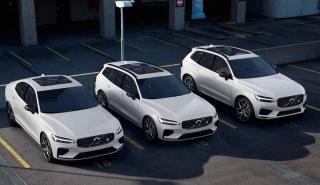 Volvo V60 y Volvo XC60 Polestar Engineered