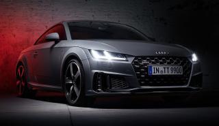 Audi TT Quantum Grey