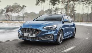 Ford Focus ST 2019 frontal