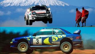 coches rally miticos epicos competicion