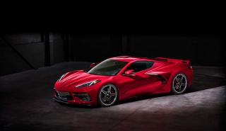 Corvette C8 Stingray 2020