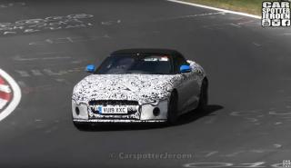 deportivo nurburgring pruebas roadster