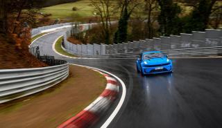 Lynk & Co 03 Nürburgring